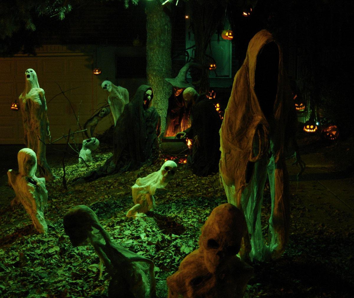 Halloween 2007 pics for Scene ideas